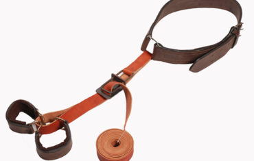 B190-collar-rope-heavy-leather
