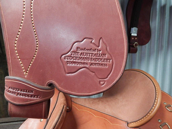 Features on saddle