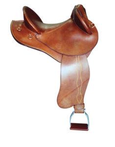 saddle-halfbred-drafter