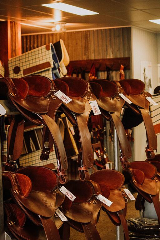 Saddles - The Australian Stockmans Saddlery - Toowoomba Saddlery, QLD